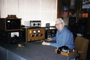 Bruce Vaughan, NR5Q